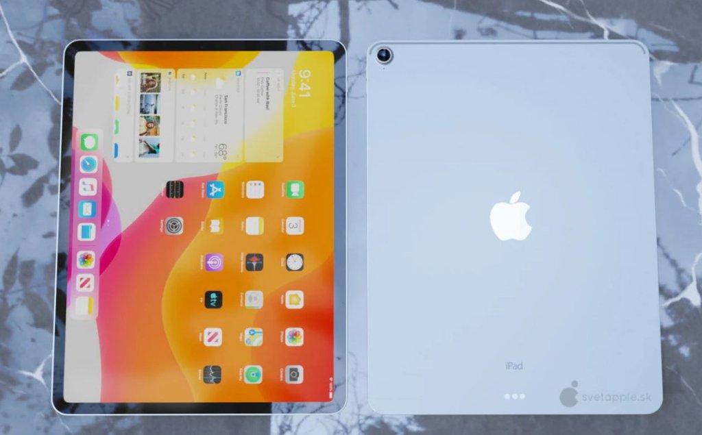 iPad Air 4/fot. SvetApple via PhoneArena