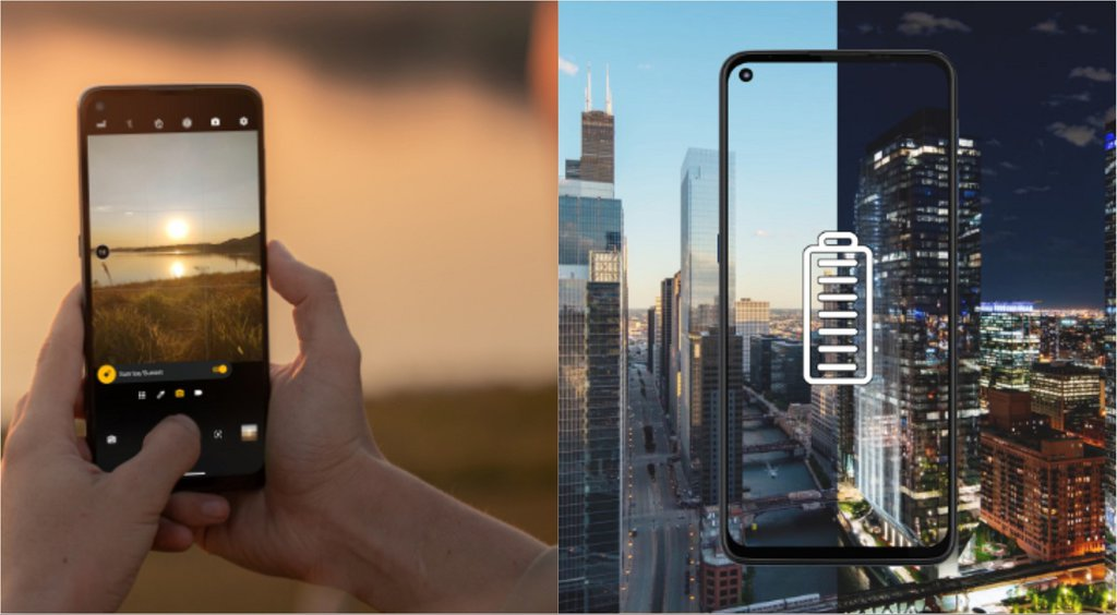 Motorola Moto G9 Plus / fot. producenta