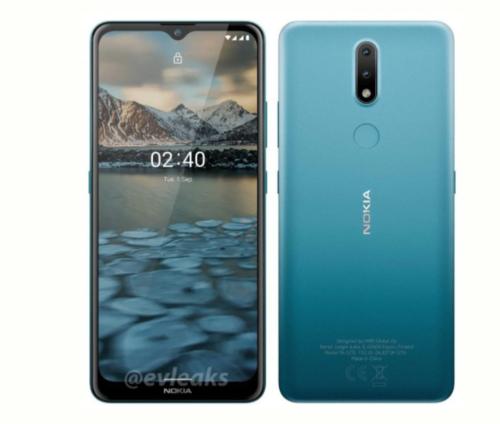 Nokia 2.4/fot. Evan Blass