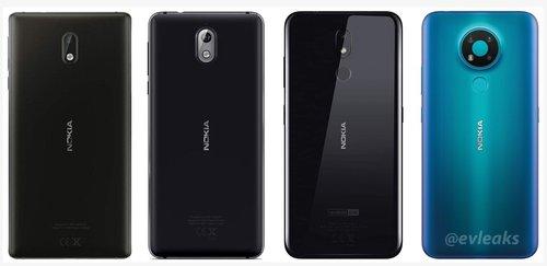 Nokia 3.4/fot. Evan Blass