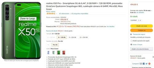 Realme X50 Pro za 2250 złotych to jeden z najlepszych wyborów w tej cenie