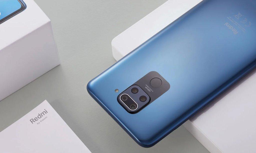 Xiaomi Redmi Note 9 / fot. producenta