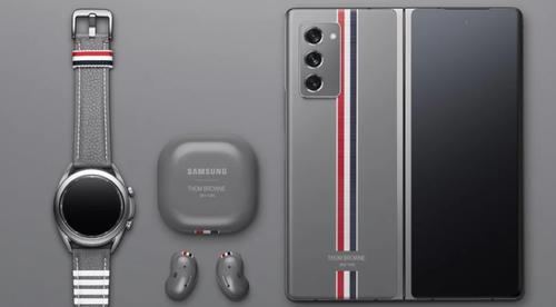 Samsung Galaxy Z Fold 2 w specjalnej edycji to prawdziwy hit/fot. Samsung