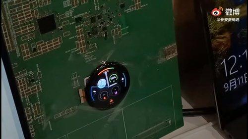 smartwatch z harmonyos