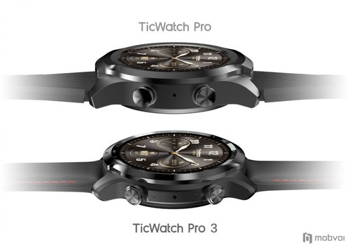ticwatch 3 pro 2