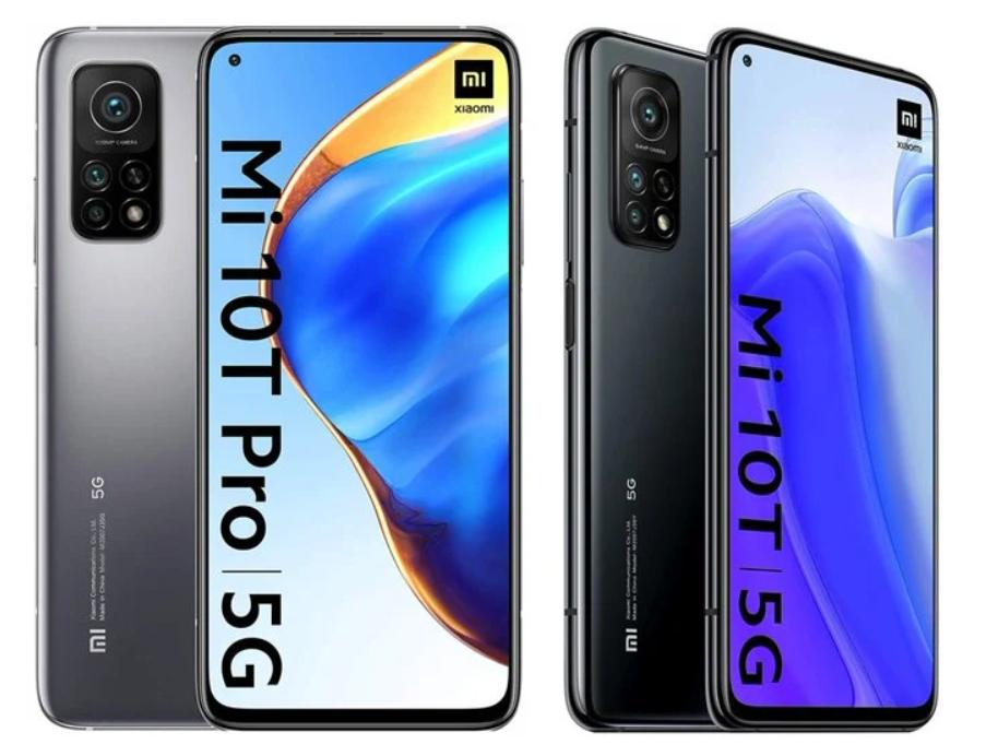 Xiaomi Mi 10T oraz Xiaomi Mi 10T Pro