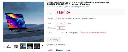 Xiaomi Mi Notebook Pro 2020 за такие деньги - отличная покупка