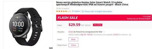 Xiaomi Solar za 115 złotych to fenomenalny zakup