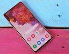 Samsung Galaxy S20 FE otrzymał ważną aktualizację! Usterka ekranu rozwiązana
