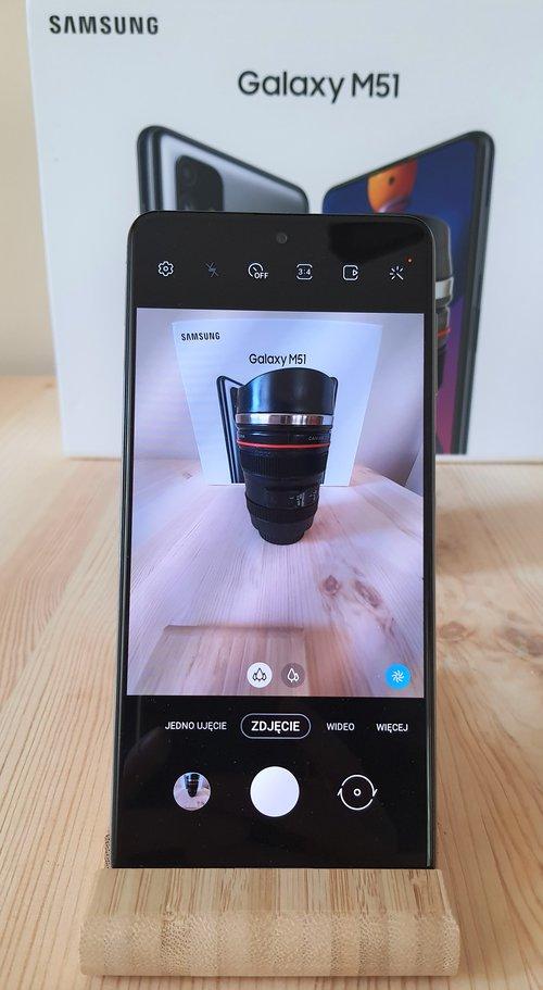 Samsung Galaxy M51/fot. gsmManiaK.pl