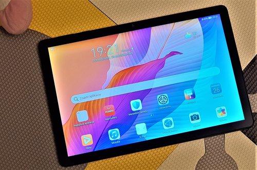 Huawei MatePad T10s / fot. gsmManiaK.pl