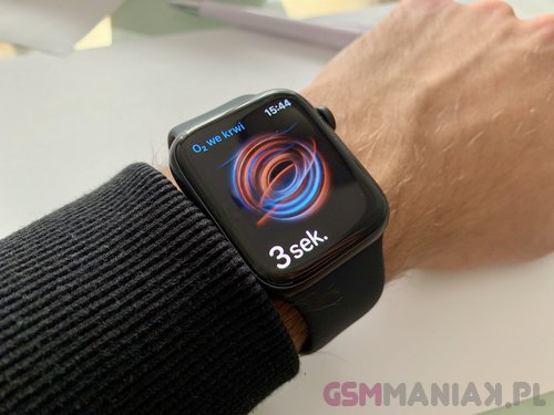 Apple Watch Series 6 / fot. gsmManiaK.pl