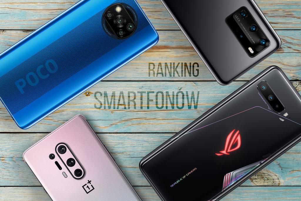Ranking telefonow 2020