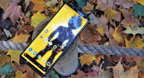 Sony Xperia 5 II / fot. gsmManiaK