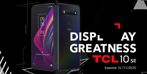 TCL 10 SE / fot. producenta