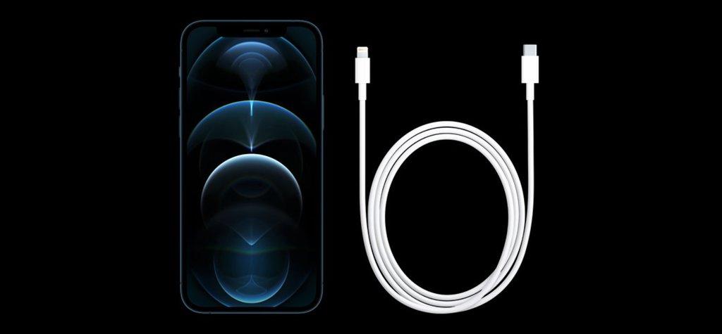 W pudełku z iPhone'ami znajdziesz tylko kabel