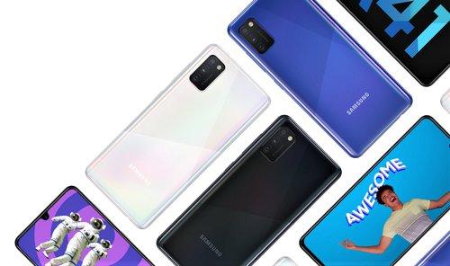 Samsung Galaxy A41 / fot. producenta
