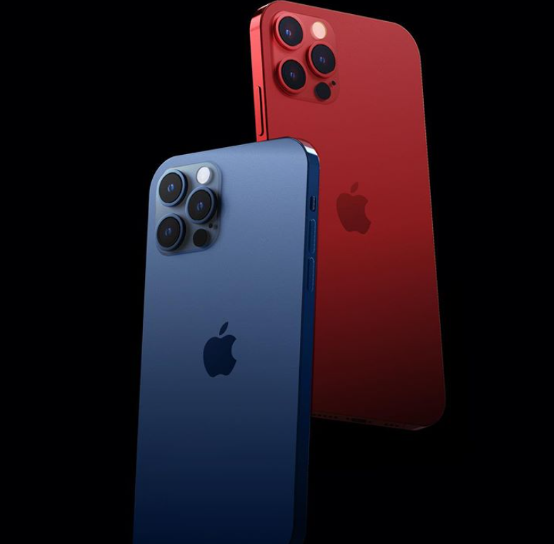 Render iPhone 12/fot. AppleLeaker 2020