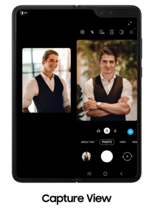 Capture View/ fot. Samsung