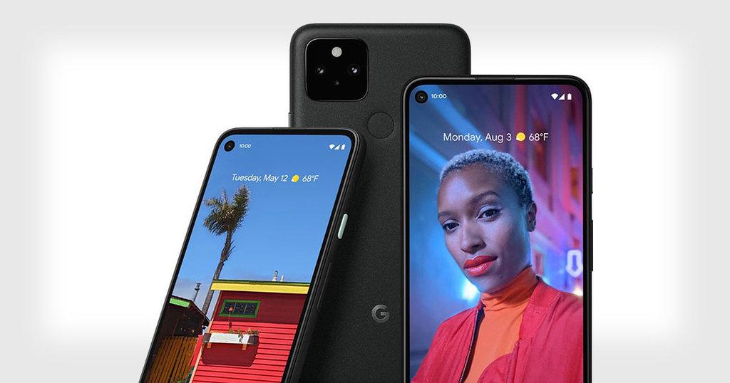 Google Pixel 5/ fot. petapixel.com
