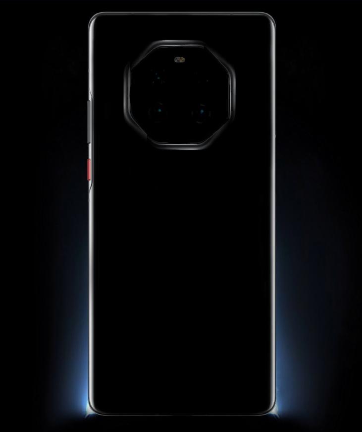 Huawei Mate 40 Pro/fot. Teme via Twitter