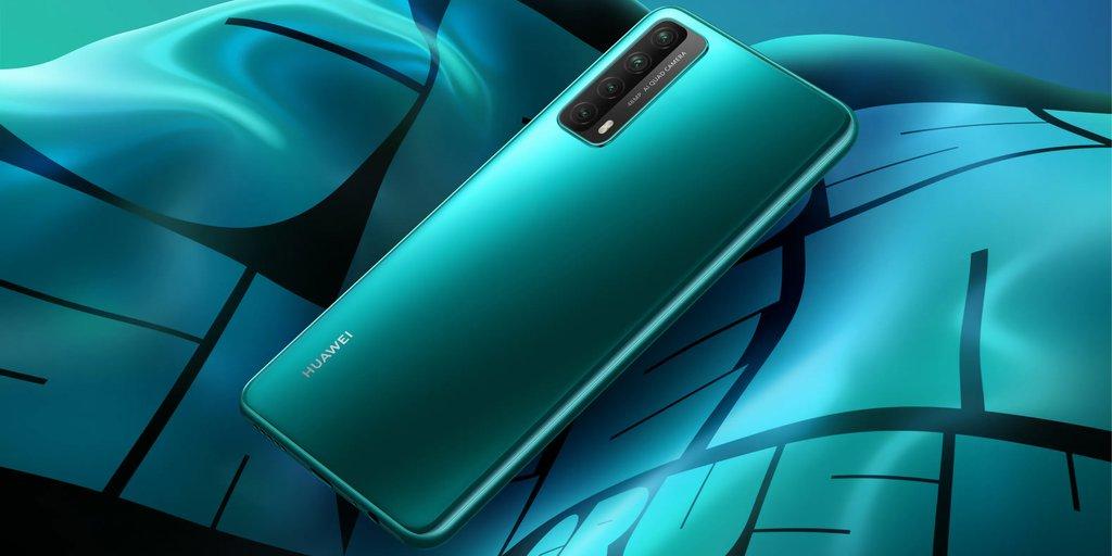 Huawei P Smart 2021 / fot. producenta
