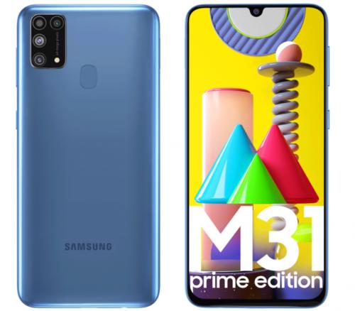 Samsung Galaxy M31 Prime / фот. news.samsung.com