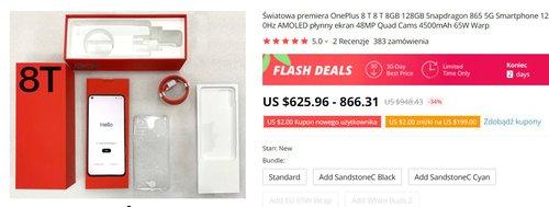 OnePlus 8T za mniej niż 2500 złotych to wymarzony zakup