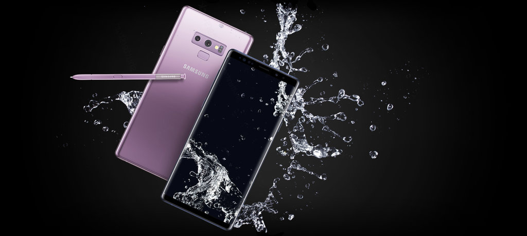 Samsung Galaxy Note 9 / fot. producenta