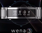 To smartwatch? To opaska? Tak, to Sony Wena 3 - hybryda obu weareables