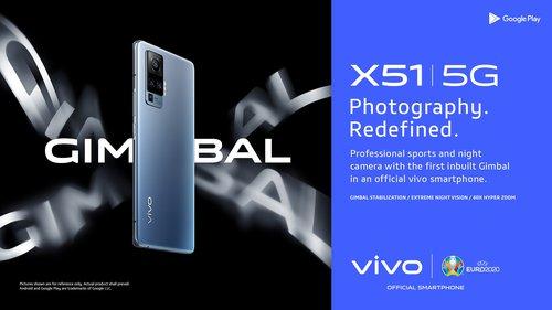 Vivo X51 5G / fot. producenta