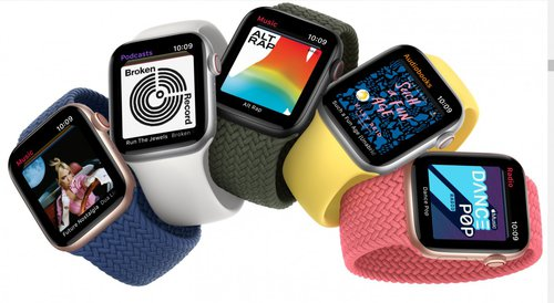 Apple Watch SE/ fot. producenta