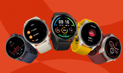 Xiaomi Mi Watch Color Sport/fot. Xiaomi