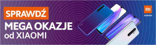 Promocja na smartfony Xiaomi / fot. RTV Euro AGD