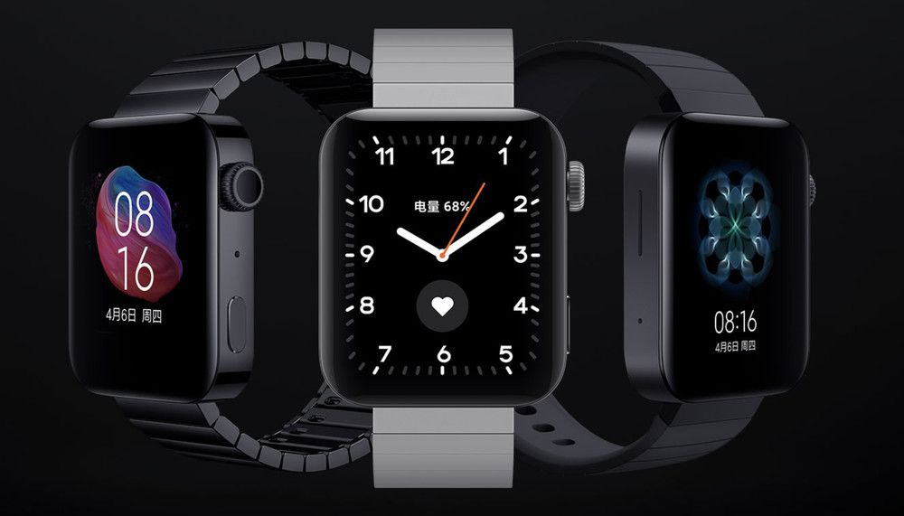 Xiaomi Mi Watch / fot. producenta