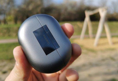 Huawei Freebuds Pro / fot. techManiaK