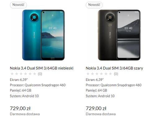 Nokia 3.4 1