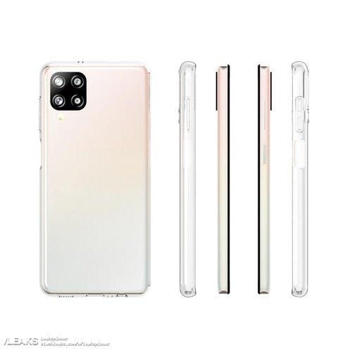 Samsung Galaxy A12 5G/ fot. SlashLeaks