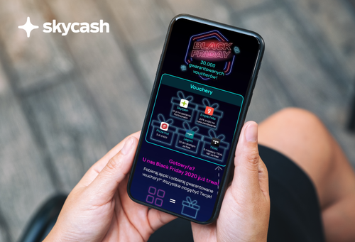 Black Friday ze SkyCash i Huawei AppGallery