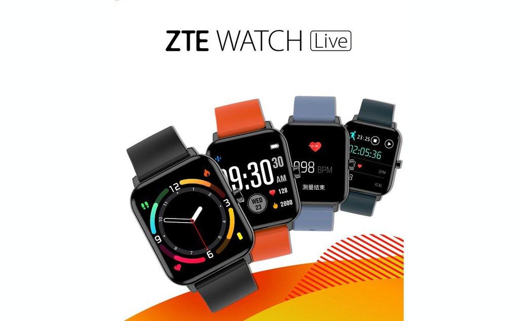 ZTE Watch Live/ fot. producenta