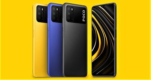 Xiaomi POCO M3 / fot. producenta