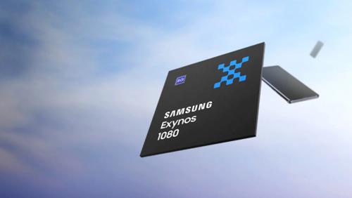 Exynos 1080/ fot. Samsung
