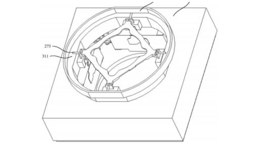 Huawei P50 może zadebiutować z technologią Liquid Lend, która pozwoli na błyskawiczny autofokus/fot. MyDrivers