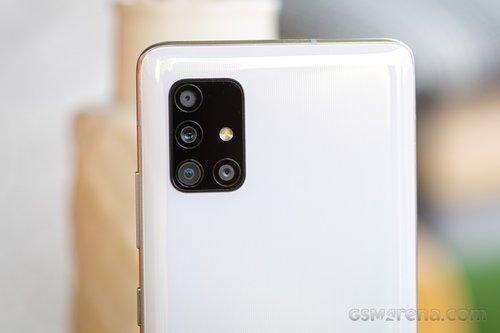 Samsung Galaxy A52 5G/ fot. gsmarena
