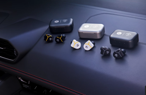 Słuchawki Lamborghini/ fot. producenta