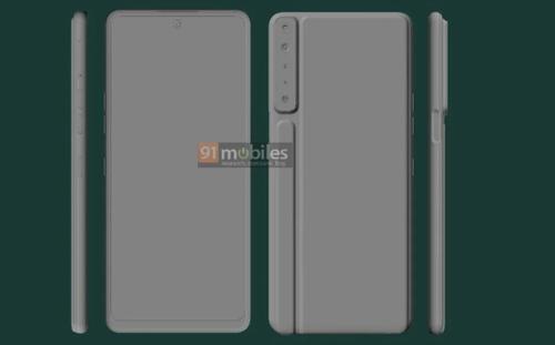 LG Stylo 7, czyli tani smartfon z rysikiem/fot. 91mobiles