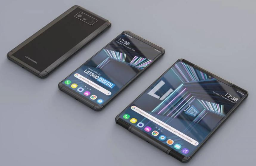 LG Rollable to powiew świeżości na rynku smartfonów/fot. LetsGoDigital