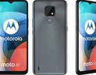 Oto Motorola Moto E7. Ładny budżetowiec z czystym Androidem