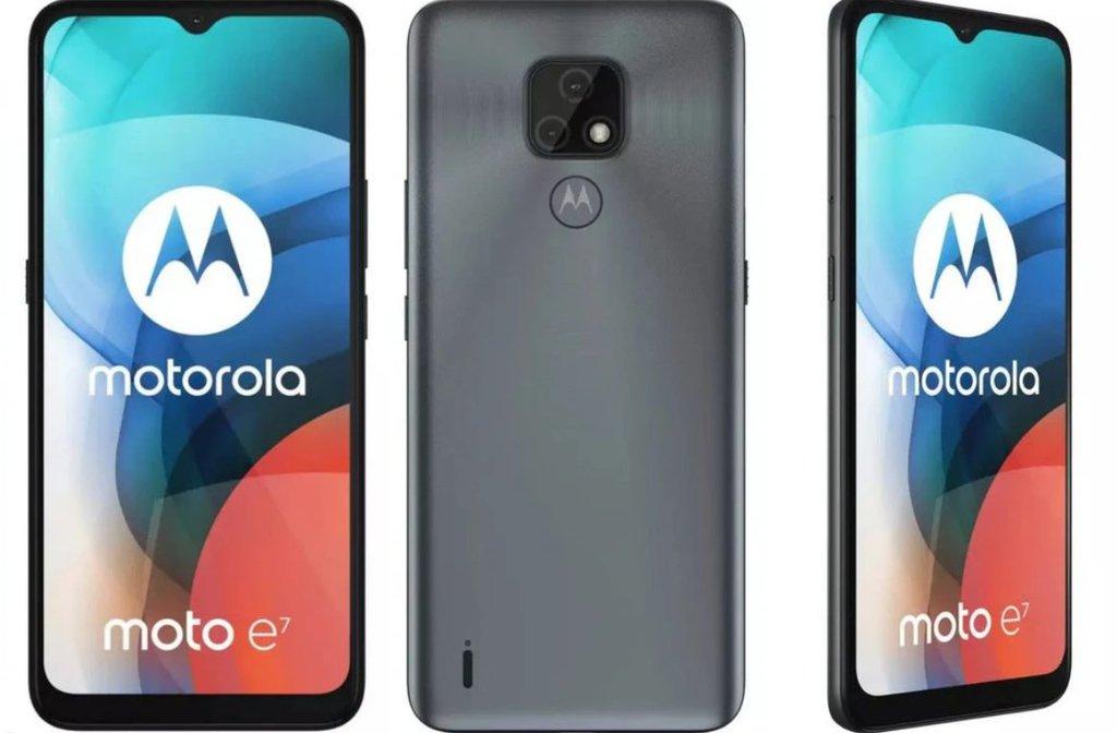 Motorola Moto E7fot. Abhishek Yadav