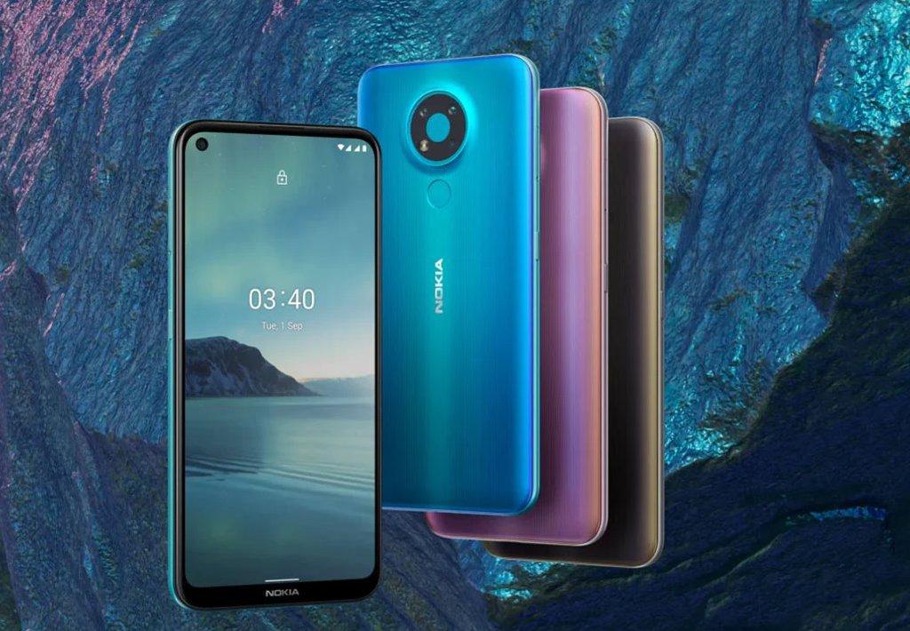 Nokia 3.4/fot. Nokia